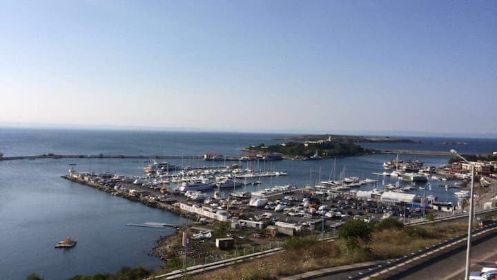 First Line View Apartment Sozopol
