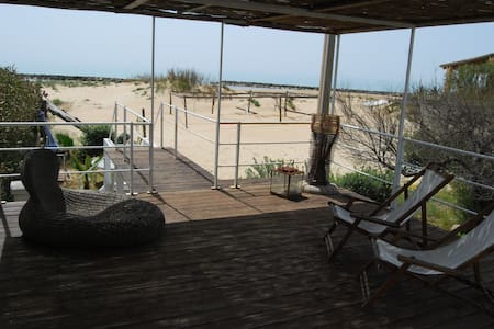 Barakka sul mare - Donnalucata - Huis
