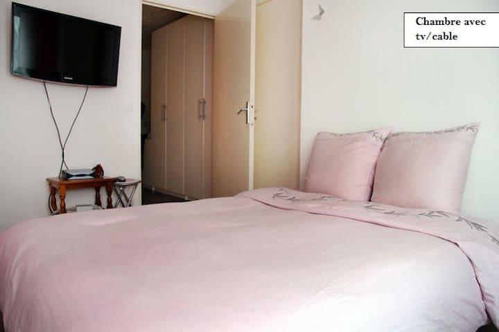Appartement duplex de 65m2 - Bagneux - Apartamento