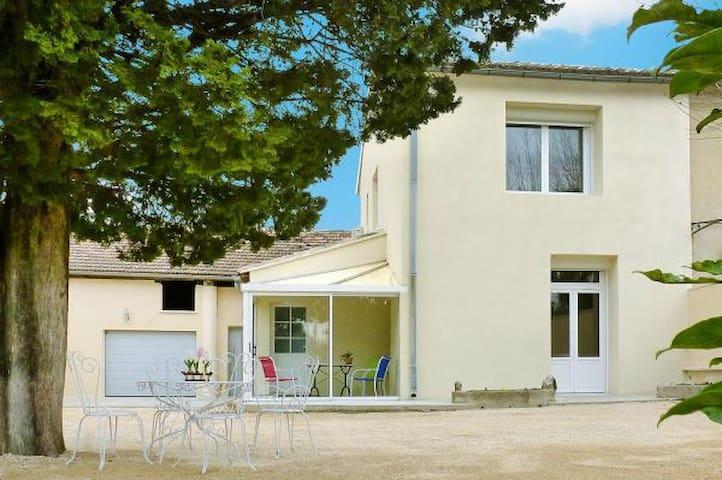 La maison du voyageur - Jonquières - Haus