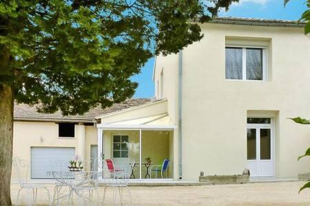 La maison du voyageur - Jonquières - Casa