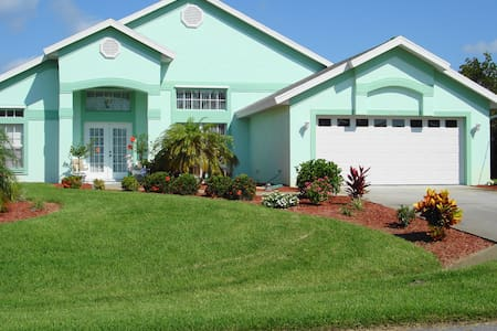 3/2 Home, Heated Pool, Near Beaches - Sebastian