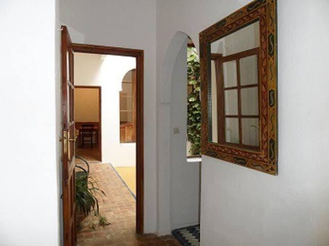JIBARI,casa tradicional medina histórico-artística - Asilah - Hus