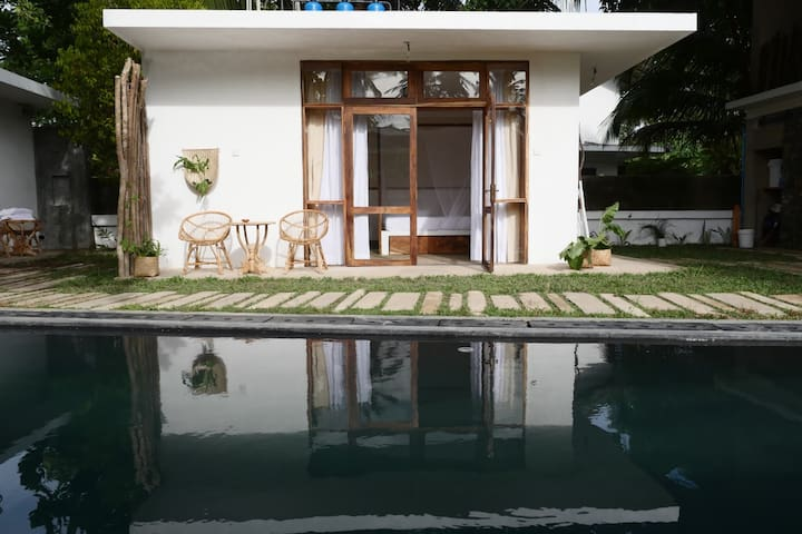 The Nuga House - Deluxe Suite