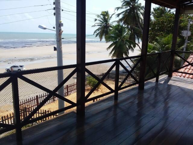 Casa Praia da Baleia-Itapipoca-Ce até 10 pessoas