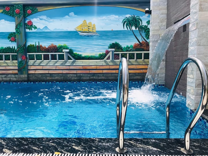 Qnahomestay Vũng Tàu ( Villa Ruby Star 1)