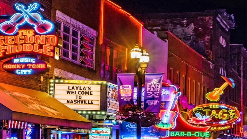 Get lost in the music at Nashville Resort!