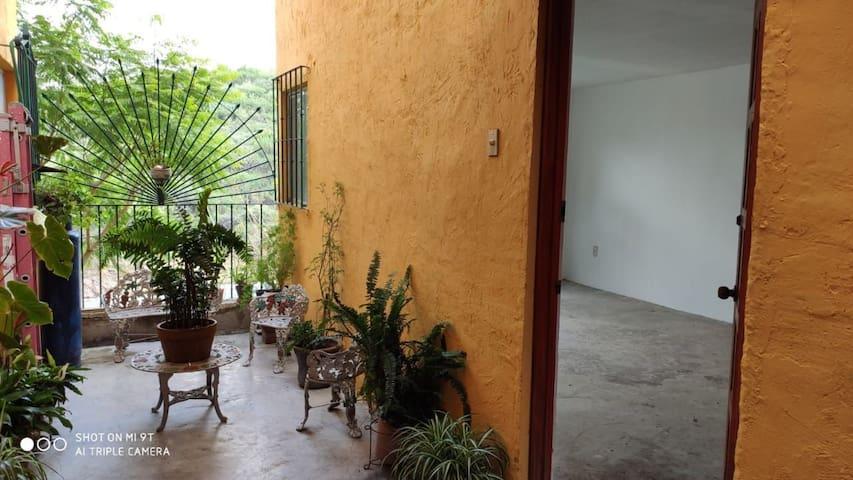 Departamento en Guanajuato a 15 min. De la UG