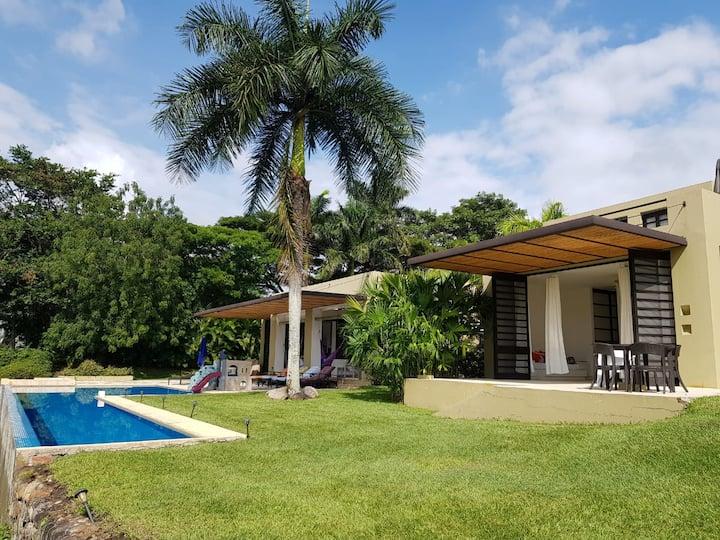 Casa de verano en Club Campestre Mesa de Yeguas