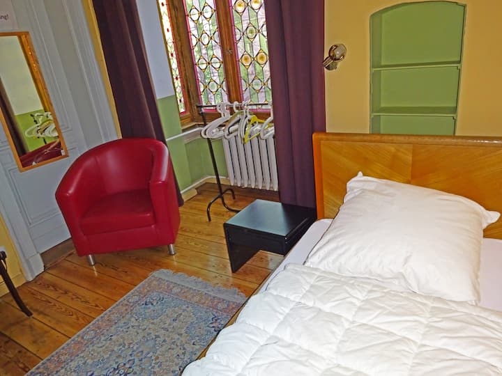(201) Small room in the heart of Weimar