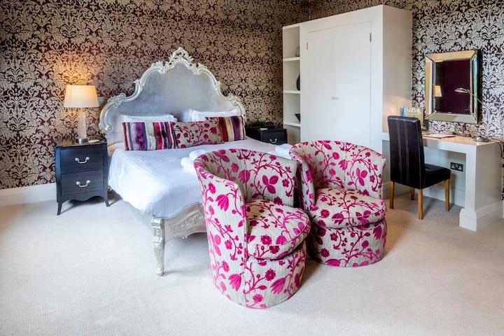 Spacious Executive Double Room - Great Bircham