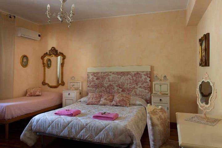 Camera superior con vasca idromassaggio
