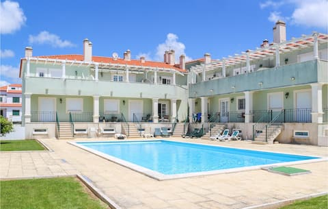 Holiday apartment with 2 bedrooms on 80m² in Praia da Areia Bra