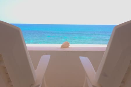 Apartment on the beach!!! - Isla Mujeres