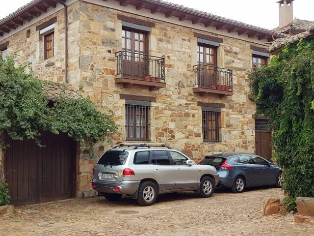 Habitación en casa de pueblo a 5 km de Astorga