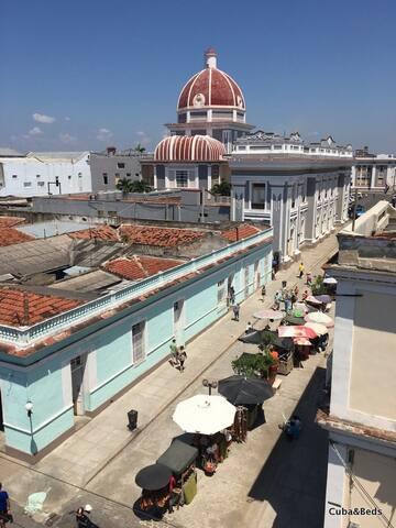 Casa Cele 1922, 2 Habitaciones, Cienfuegos
