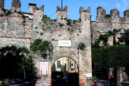 Apartment into Lazise's heart - old down town - - Lazise - Квартира