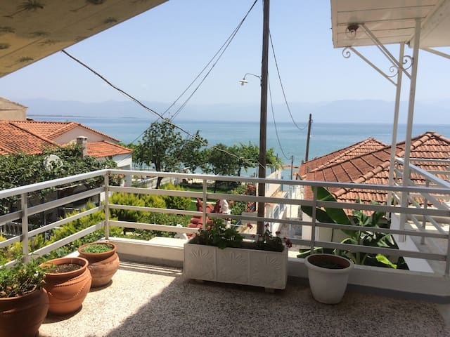 Vrysi to psefti apartments 30 meters From the sea - πεταλιδι - Appartamento