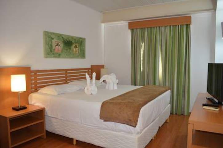Rio Quente Resorts, incluso parques e transfer - Esplanada do Rio Quente - Appartement