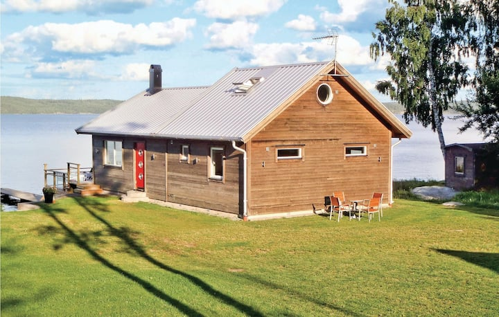 Nice home in Österbymo with Sauna and 2 Bedrooms