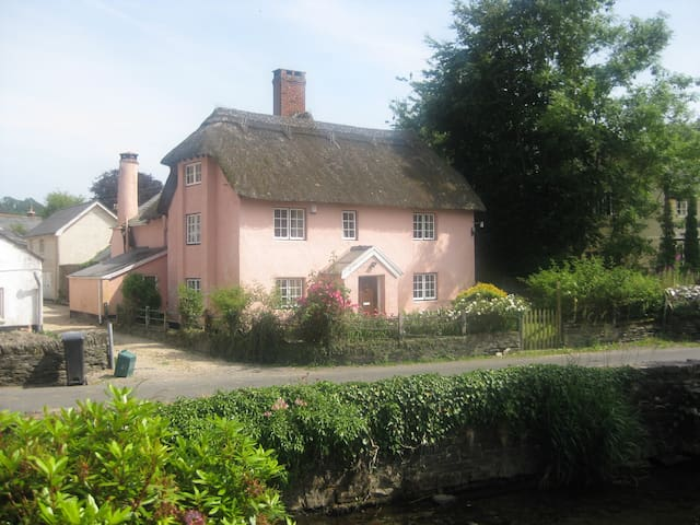 Charming, family farmhouse, Exmoor - Somerset - Casa