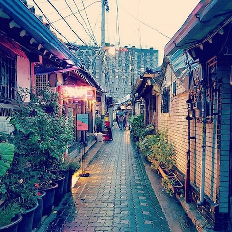 ✹ Jongno 3ga STN 5mins ✹ Awesome Place Cozy House
