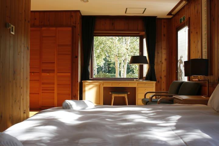 Lily Room at Lake Toya