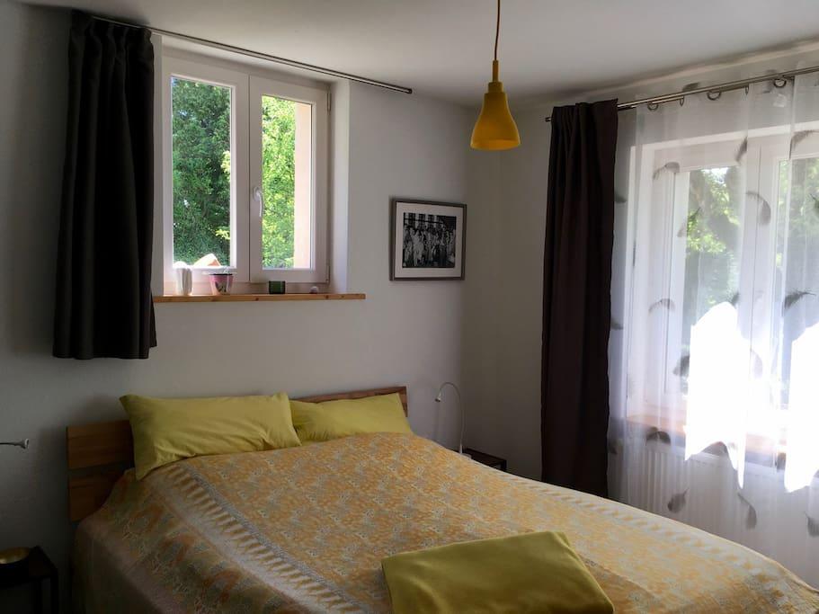 Schlafzimmer / sleeping room