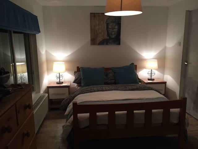 Beautiful and Bright room with double bed