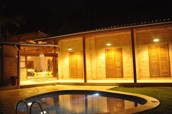 Casa em Condominio Guaratuba - Bertioga