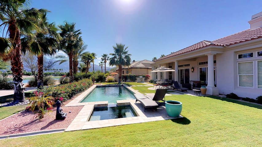 (PGA400) Exquisite Four Bedroom Entertainers Delight at PGA West