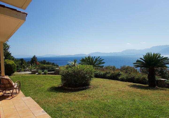 Villa PanAnta Ionian Sea