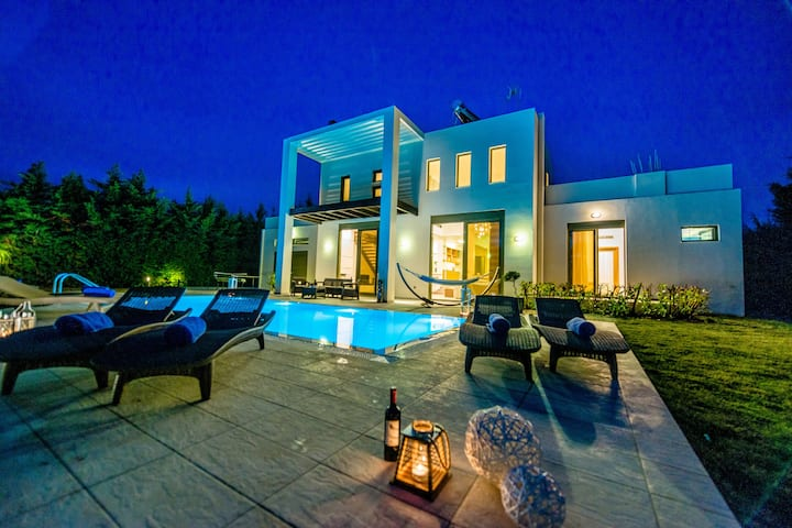 Filerimos Oasis Luxury Villa