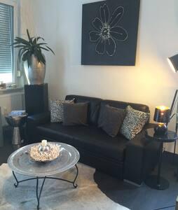 Gemütliche kleine Wohnung 70qm - Apartamento