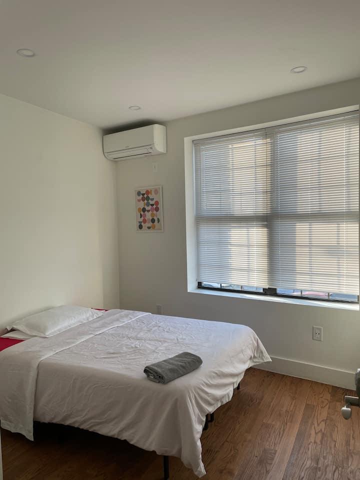 Modern private room, 25 mins to MANHATTAN 3