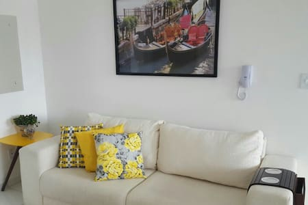 Apartamento Charme de Veneza Criciúma