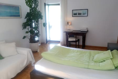 Friendly room in Freising :) - Hus