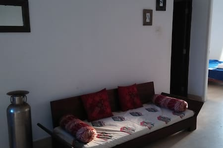 Zeus Homestays Reliance Sea Mist 2 - Güney Goa - Daire