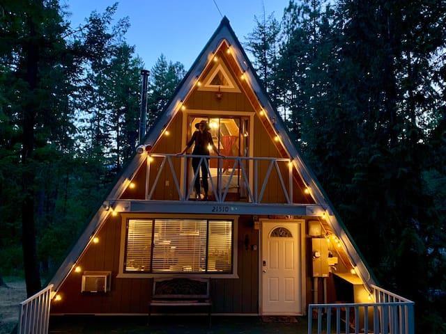 Leavenworth Little Bear Cabin