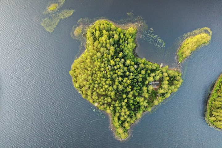 Your private island for 48 hours!