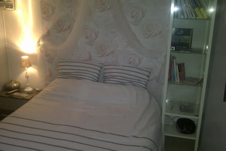 Chambre double Cocoon - Ecques - Bed & Breakfast
