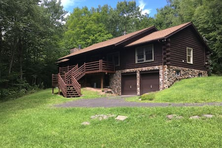 **Ultimate Catskill Mountain Retreat** - Shandaken - 小屋