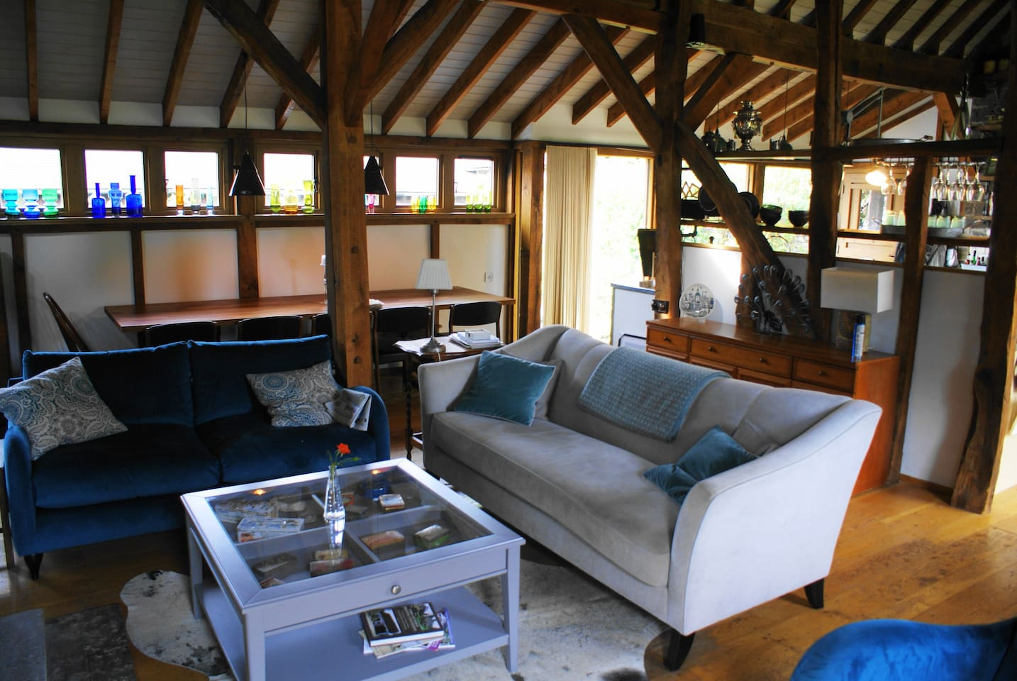 main barn living room