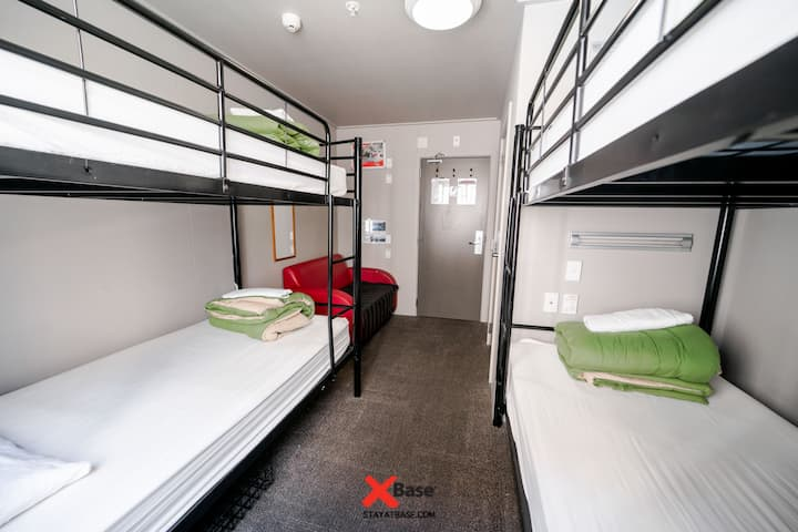 Bed in 4 Share En-suite Dorm