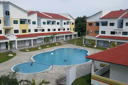 Comfortable & Spacious 3-room Unit - Pangkor