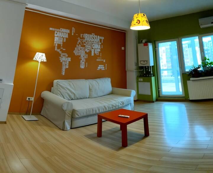 Apartament Smart Modern Spatios
