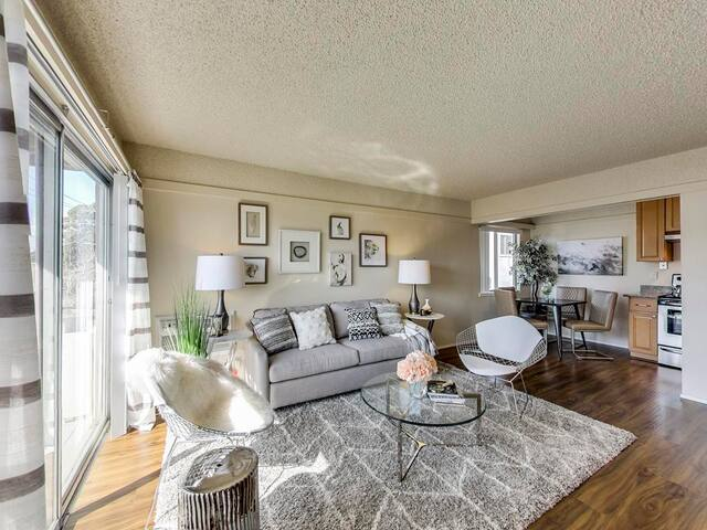 Stay in a place of your own   2BR in Walnut Creek
