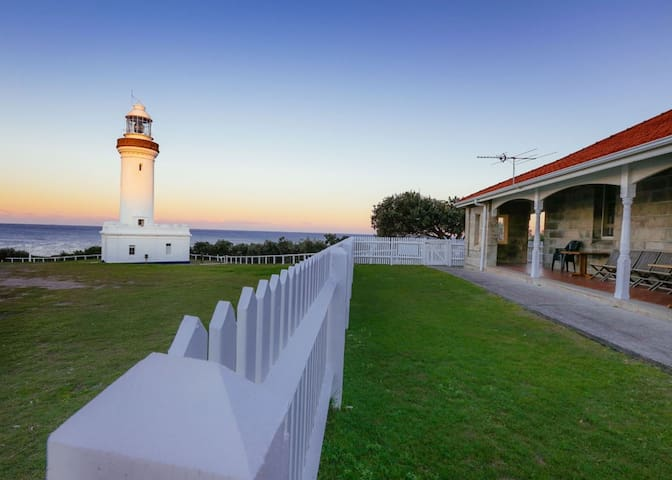Great Family Getaway - 5mins walk to the beach. - Norah Head - Huis