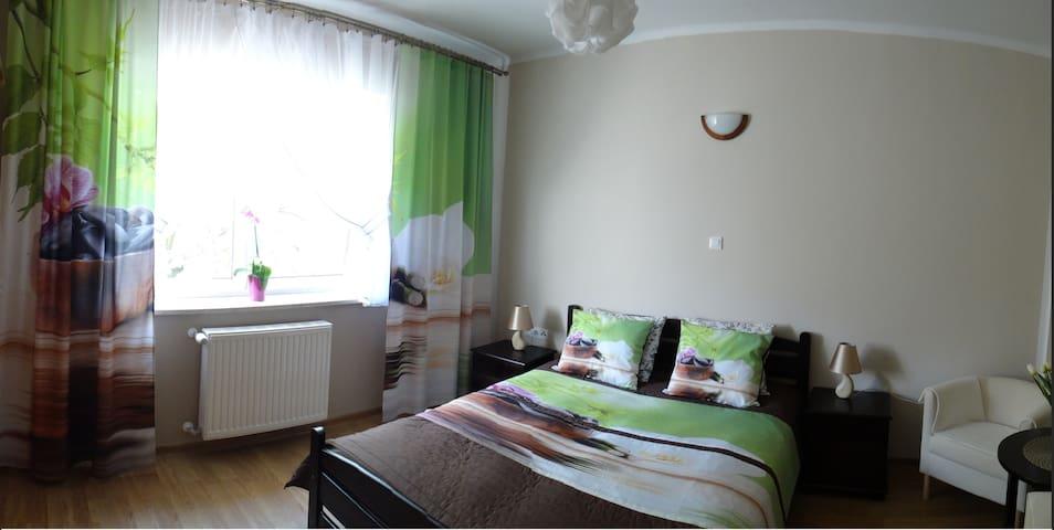 Apartament dla Pary w Centrum - Opole