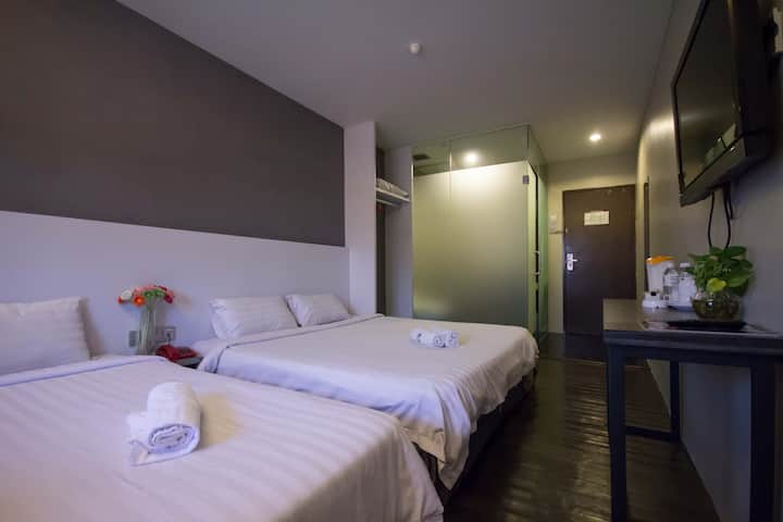 Deluxe Triple Room (2) - Chariton Hotel Ipoh